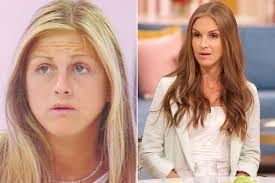 The british reality star's death comes weeks after she checked herself into a private. Big Brother Star Nikki Grahame S Baby Heartbreak After Battle With Anorexia From Age Of Six Mirror Online