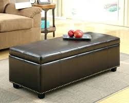 leather ottoman coffee table oversized leather ottoman coffee table coffee leather ottoman coffee table costco