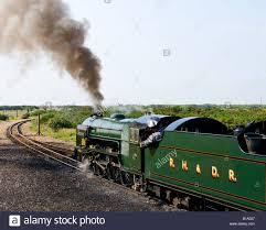 Dymchurch Light Railway A Steam Locomotive Of The Romney Hythe And Dymchurch Light