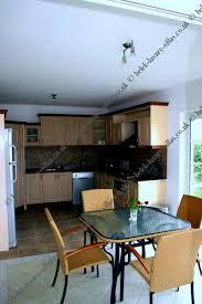 Kitchen Dinner Belek Luxury Villas Villa A5 Gallery