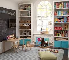 Modern Wall Murals Playroom Chalkboard Wall Kids Contemporary With Craft Room Modern