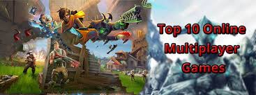 top 10 multiplayer games gamers nation cover