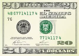 Folded Dollar Bill Drop Cards 5 10 20 100