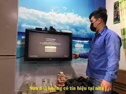 Sửa Tivi Không Có Tín Hiệu Và Cách Khắc Phục Tại Nhà TPHCM