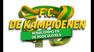 F.C. de Kampioenen - S20 E03 - Ronaldinho en de Rode Duivels - YouTube