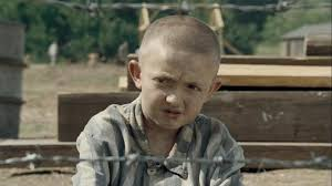 the boy in the striped pajamas i m a jew