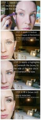 l hooded eye droopy eye makeup tutorial