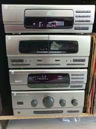 Dual 6500 Rds sıfır gibi hi-fi müzik seti