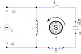 single phase capacitor start capacitor run motor wiring diagram 220v single phase motor wiring diagram at Single Phase Motor Capacitor Wiring Diagram