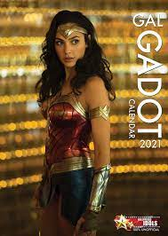 Gal Gadot 2021 Hollywood-Idols A3 Spiralgebundener Kalender, Motiv: The  Wonder Woman Star, das perfekte Geburtstags- oder Weihnachtsgeschenk:  Phwoar: Amazon.de: Bürobedarf & Schreibwaren
