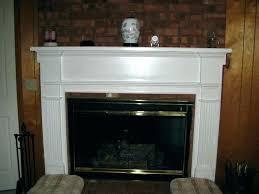 pre made fireplace mantels wood surrounds built for fire to measure precast toronto pre made fireplace