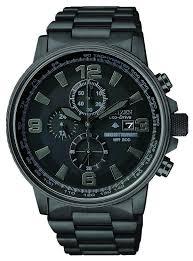 citizen eco drive men s gold tone tank watch mullen jewelers citizen eco drive men s nighthawk chronograph watch