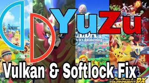 Yuzu Update Vulkan Animal Crossing und Fix Softlock Pokemon Schwert und  Schild #jgaspiele en 2020