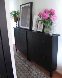 shoe storage furniture for entryway. styling a small space or office by repurposing an ikea mud room shoe cabinet for filing u0026 storage shoe storage furniture for entryway