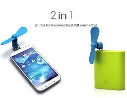 iphone fan. 2017 hot selling usb mini phone fan for iphone and android portable usb smartphone