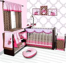 pink teal and gold baby bedding beds nursery flawless ladybug crib for your of 1 pink gold baby bedding