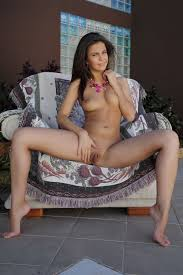 Shaved Beautiful Busty Brunette Kendall Y With Brown Eyes Tgp Gallery 319613