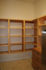pantry shelving systems wood photo 1