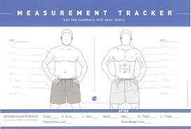 Printable Body Measurement Chart Pdf Male Body Measurement Chart Printable Bedowntowndaytona Com