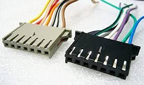 amazon stereo wire harness oem dodge dakota 97 98 99 00 car 2005 silverado radio wiring harness automotive wiring harness parts