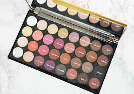 revolution flawless 4 eyeshadow palette