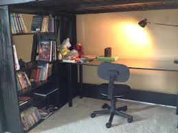a s full size loft bed