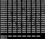 Images & Illustrations of binary file