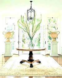 round hall table entry ideas entrance best entryway rustic mirrored antique entrance table round entry hall