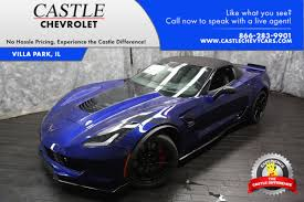 New 2017 Chevrolet Corvette Grand Sport 3LT Convertible in Elk ...