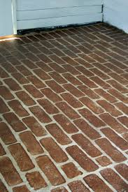 Painting Cement Floors 7 Ways To Add Character To A Concrete Porch Brick Flooring