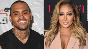 when chris brown learned what the real co hosts adrienne bailon and