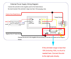 dc ammeter shunt wiring diagram ocq9tt5 jpg buy cheap dc 100v 10a voltmeter ammeter blue red led dual 798 x 667 ammeter wiring diagram wiring diagram