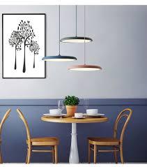 Kopen Goedkoop Modern Art Design Led Hanglamp Ufo Ronde Plaat