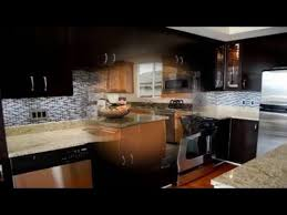 Backsplash Ideas For Dark Cabinets Design