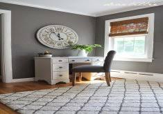 office painting color ideas. Amazing Painting An Office Color Ideas More Gray Paint Ideas. Home With Dark Wood Floor And Desk.