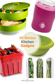 20 kitchen gadgets to make healthy eating easy