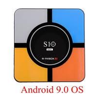 <b>MX10</b> & S10 <b>mini Android</b> 9.0