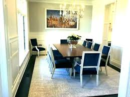 room table medium size of dining under kitchen what siz area