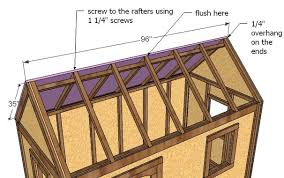 how to build a roof73