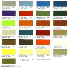 Vw Spring Color Chart New Challenger Colos New Colors 2012 Dodge Challenger Uk