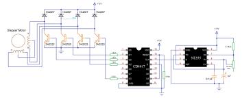 6 wire stepper motor wiring diagram pickenscountycalcenter