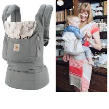 50% Off Ergobaby Three-Position Carrier and Diaper Bag at Zulily (+ ...