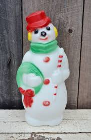 Indoor Snowman Lights Empire Plastics Snowman Blow Mold Indoor Outdoor Light Up