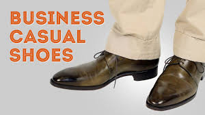 <b>Business Casual Men's Shoes</b> & How To Wear Them - YouTube