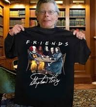 Друзья, <b>герои ужасов</b>, подарок на Хэллоуин, Мужская футболка ...