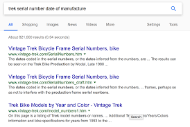 Bicycle Serial Number Chart Bmx Serial Number Chart 2019
