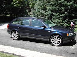 2004 Audi A4 Avant 1.8 T related infomation,specifications - WeiLi ...
