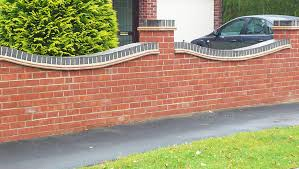 all you need to know about building a garden wall includings costs of materials brickies and time frames