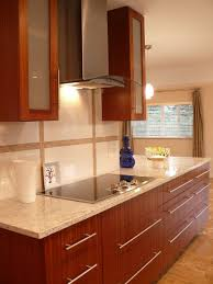 Custom Modern Mahogany Kitchen Cabinets By Natural Mystic Woodwork  CustomMadecom