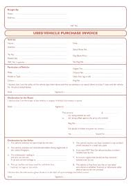 Used Car Bill Of Sale Template Pdf - Kleo.beachfix.co